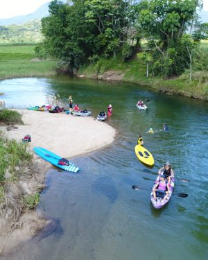 Babinda Kayaking Tropical North Queensland