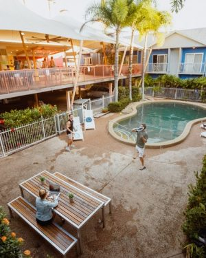 Bounce Hostel Cairns 1