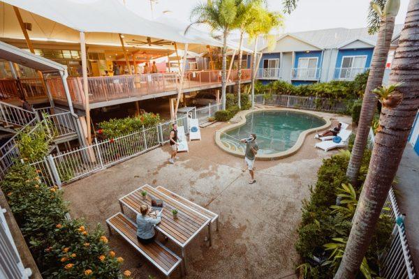 Bounce Hostel Cairns 1