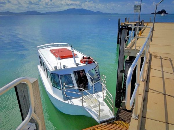 Dunk Island Mission Beach Water Taxi 4