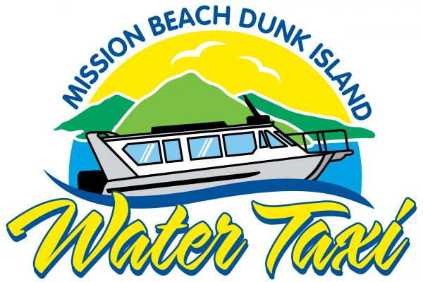 Dunk Island Mission Beach Water Taxi Logo
