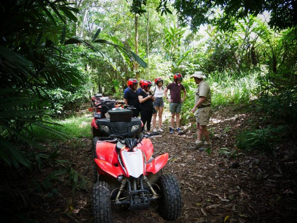 GTS Tours Kuranda Quad Biking