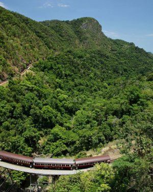 GTS Tours Kuranda Scenice Railway 2