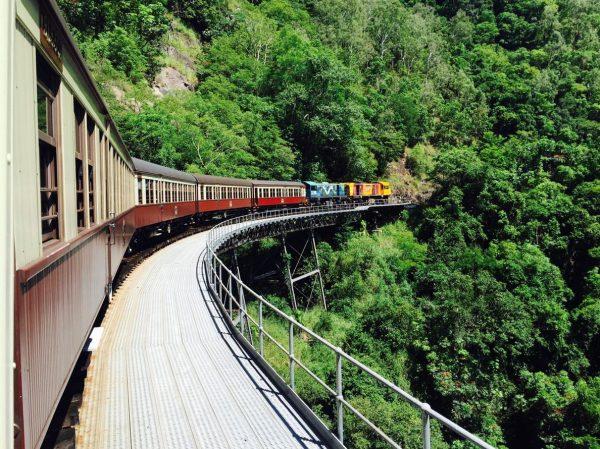 GTS Tours Kuranda Scenice Railway