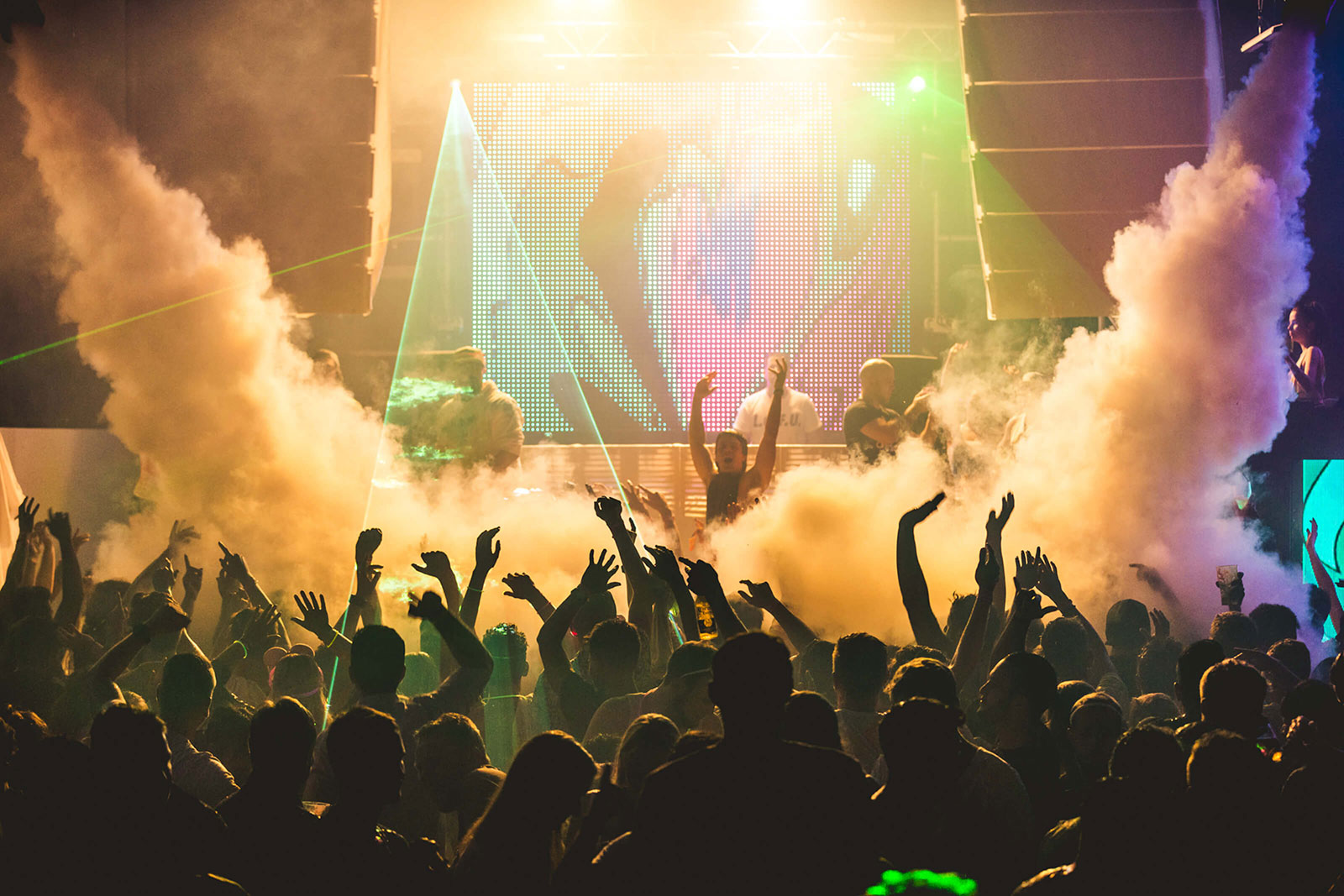 Nightclup and parties in Cairns Queensland