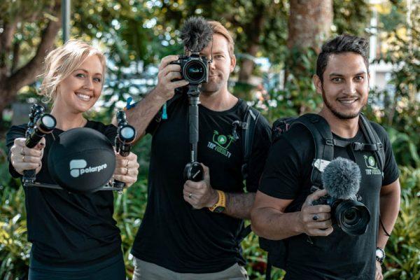 TripVideos Team Photo